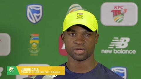 Proteas look for improved execution in must-win match
