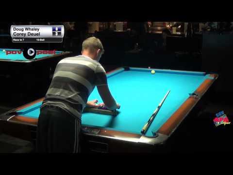 Doug Whaley vs Corey Deuel- #7 - 2015 Cole Dickson