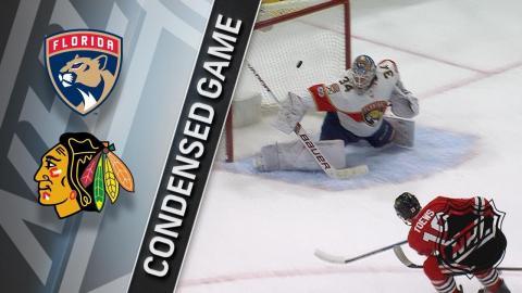 12/12/17 Condensed Game: Panthers @ Blackhawks