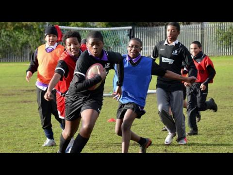 Try for Change - Improving Lives Through Rugby