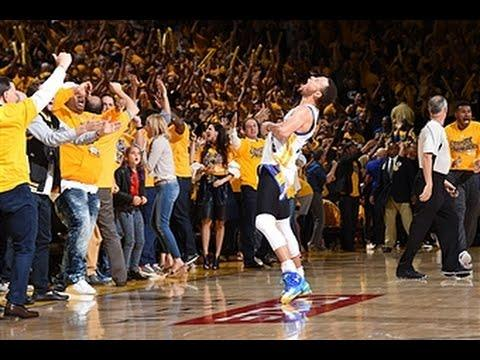 Steph Curry Nails Dagger 3-Pointer to Send Warriors to NBA Finals