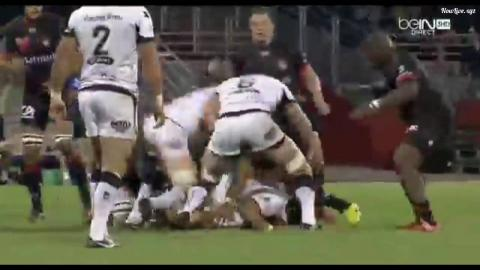 European Rugby Challenge Cup 2016/2017: R2 - Lyon vs Ospreys 22.10.2016