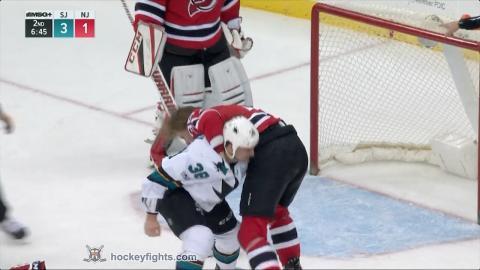 Micheal Haley vs Seth Helgeson Feb 12, 2017