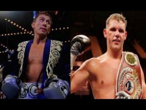 Manager Of Gennady Golovkin Doubts That Bill Joe Saunders Will Accept Offer For Unification Fight !!