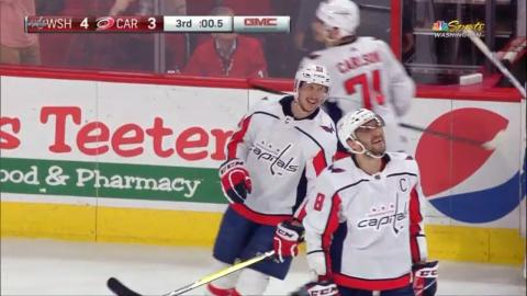 Beagle nets GWG in final seconds of 3rd