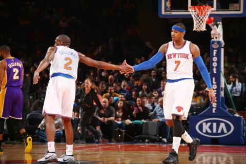 New York Knicks Top 10 Plays of the 2014-15 Season