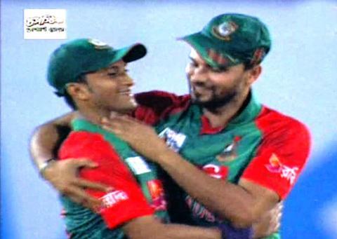 Bangladesh Beat Srilanka in T20 Asia Cup Cricket 5th Match,Bangla Cricket News