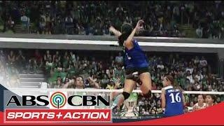 UAAP 77 Women's Volleyball Finals Game 2 Highlights