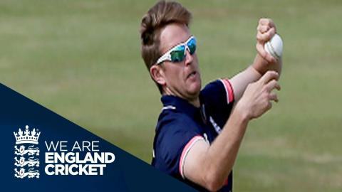 New Faces Settling In Quickly: Dawson - England v South Africa 1st NatWest IT20 2017