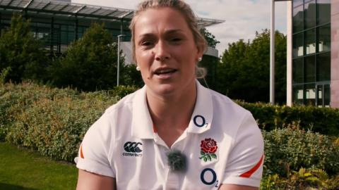 England v Spain, Women's Rugby World Cup