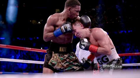 Tricks of the Trade: Daniel Jacobs (The Fight Game)