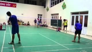 [Family Badminton CLub] Huy Lợi Vs Thanh Trưởng