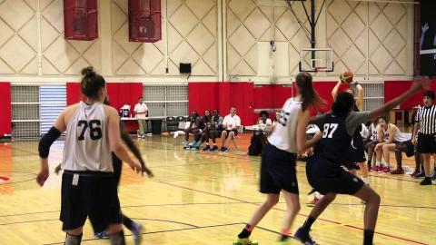 Ali Patberg-2015 USA Basketball Women's U19 National Team Hopeful