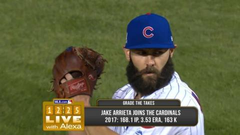 Alyson Footer on odds of Arrieta joining Cardinals