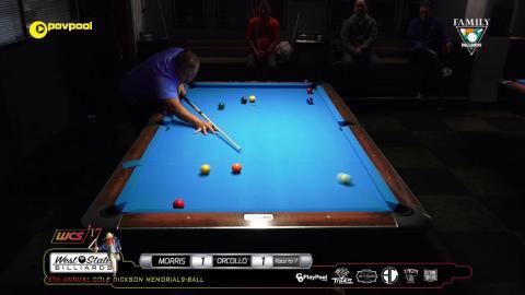 #9 • Dennis ORCOLLO vs Rodney MORRIS / 2017 Cole Dickson 9-Ball