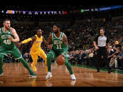 Best Crossovers and Handles from Week 4 of the NBA Season (Kyrie, LeBron, James Harden and More!)