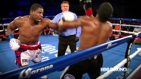 Hey Harold!: Ortiz vs. Thompson (HBO Boxing)