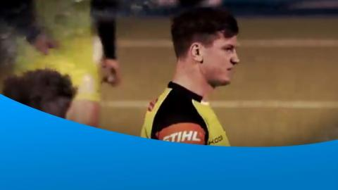 Man of the Match presented by Ardbeg - Anglo-Welsh Cup semi-final Freddie Burns