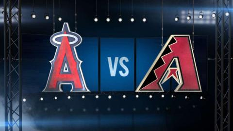 6/18/15: Wilson, Angels cruise past D-backs