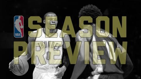 NBA Season Preview Part 9 - The Starters