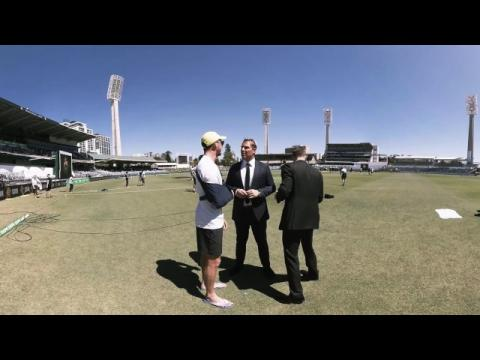 360: Steyn on his injury blow