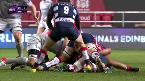 European Rugby Challenge Cup 2016/2017: R5 - Bristol vs Bath 14.01.2017