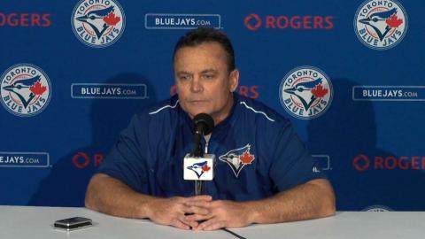 CWS@TOR: Gibbons on loss, Estrada joining rotation