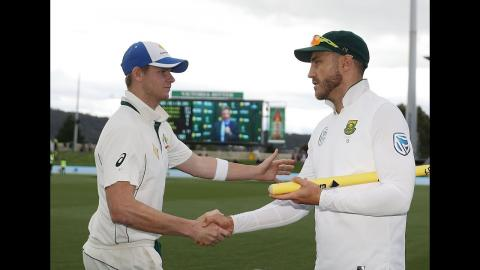 Smith, Warner ready for South Africa