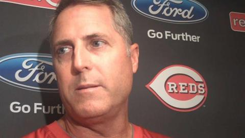 STL@CIN: Price discusses Lorenzen's outing, 3-0 loss