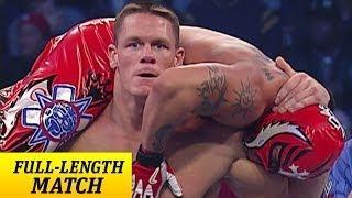 FULL-LENGTH MATCH - SmackDown - Rey Mysterio Vs. John Cena