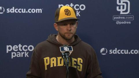 WSH@SD: Green on struggling offense in loss to Nats