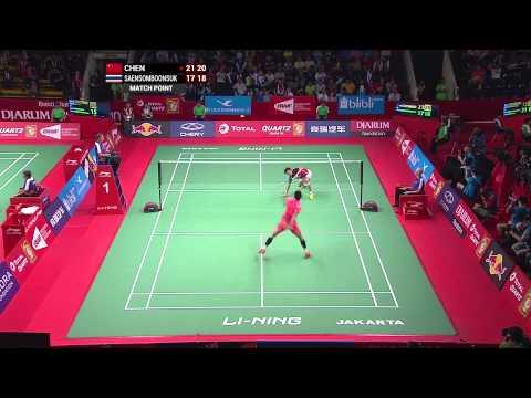 TOTAL BWF World Championships 2015 | Badminton Day 4 R16 – Highlights 1