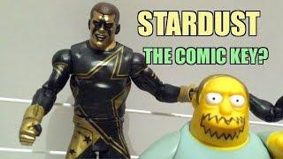 WWE ACTION INSIDER: Stardust Superstars Series 51 Mattel Wrestling Toy Figure Review