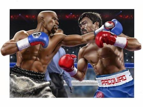 Floyd Mayweather vs Manny Pacquiao Revisited Plus Thoughts & Discussion On 2017 Rematch !!