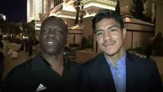 Jeff Mayweather Asks The Boxing Stars For Mayweather Vs. Pacquiao Predictions