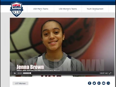 Jenna Brown Feature