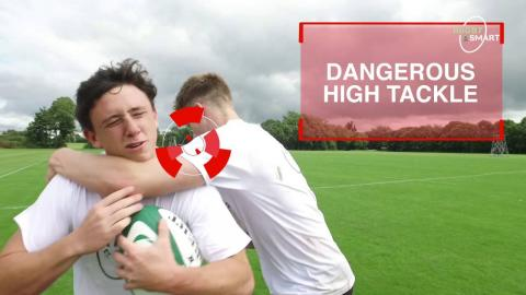 Ref Smart: High Tackles & Illegal Hand-offs
