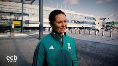 England women excited ahead of flight to ICC World T20