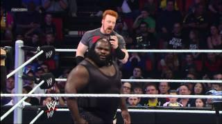 Sheamus Vs. Mark Henry - Arm Wrestling Contest: SmackDown, May 3, 2013