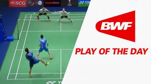 Play Of The Day | Badminton F - Princess Sirivannavari Thailand Masters 2017