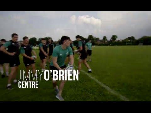 Crossbar CHALLENGE: Ireland U20s