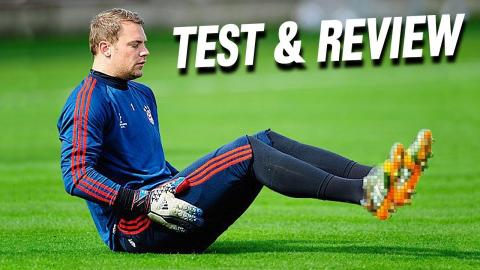 Testing Manuel Neuer Football Boots - adidas ACE 17.1 Primeknit Review