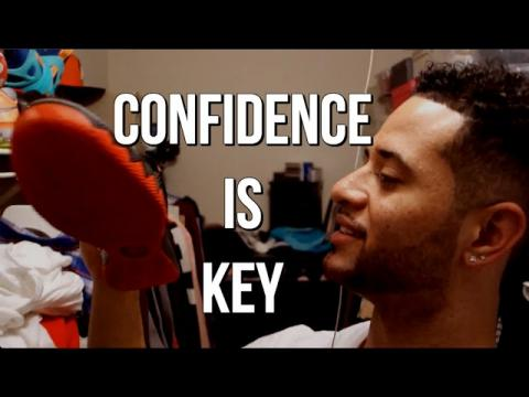 How To Build Permanent Confidence In Basketball | Basketball Nutrition & More!