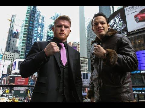 Live Stream: Canelo-Chavez, Jr. Houston Press Conference – Thur., Feb. 23 at 2pm ET/11am PT