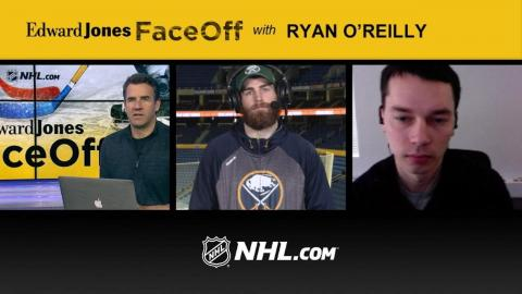 Ryan O'Reilly talks about mentoring the young Sabres