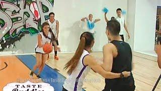 Taste Buddies Vs Basketball Bullies