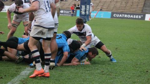 Uruguay v USA   Americas Rugby Championship highlights