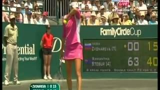 Crazy Moments In Tennis Ever !