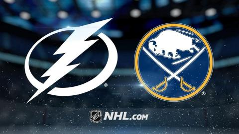 O'Reilly, Reinhart lead Sabres past Lightning, 5-3