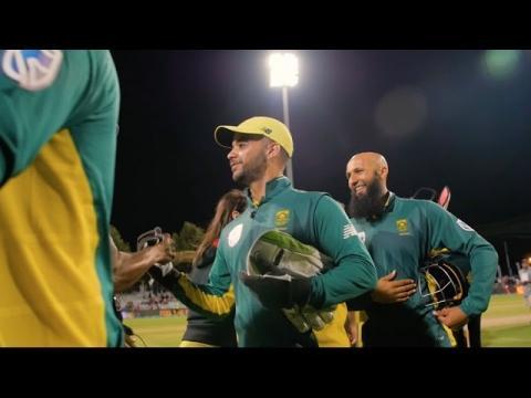 The Standard Bank Proteas vs The Springboks  T20